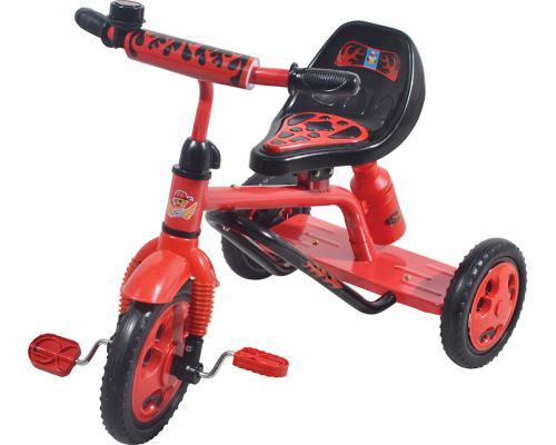 Велосипед 1TOY Бейби Байкер Т57604 крано-черный