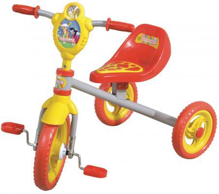 Велосипед 1TOY Ну, погоди! красный