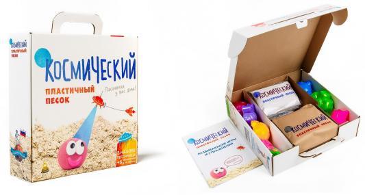 Домашняя песочница Космический песок песочница+формочки 1 цвет книги эксмо последний космический шанс