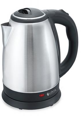 Чайник Centek CT-1068 2000 Вт серебристый 2 л металл