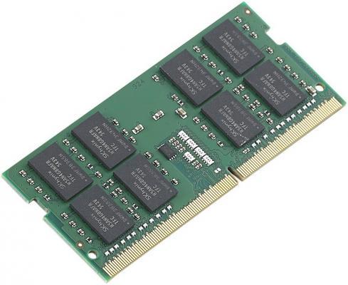 Оперативная память для ноутбука SO-DDR4 8Gb PC4-17000 2133MHz DDR4 DIMM CL15 Kingston KVR21SE15D8/8 модуль памяти kingston ddr4 so dimm 2133mhz pc4 17000 8gb kvr21s15s8 8