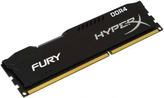 Оперативная память 16Gb PC4-17000 2133MHz DDR4 DIMM CL14 Kingston HX421C14FB/16 оперативная память kingston kvr24r17s4 16
