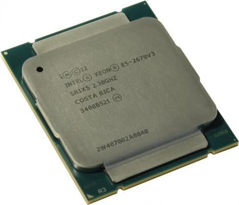 все цены на Процессор Dell Intel Xeon E5-2670v3 2.5GHz 25Mb 338-BFCI