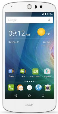 "Смартфон Acer Liquid Z530 белый 5"" 8 Гб LTE Wi-Fi GPS 3G HM.HQWEU.004"