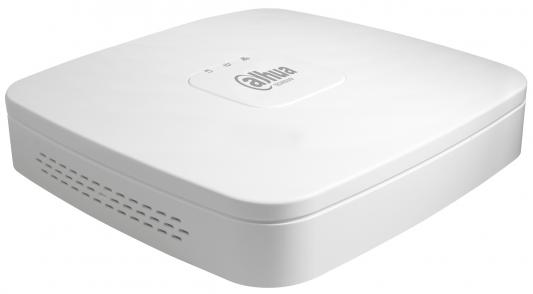 Видеорегистратор сетевой Dahua DHI-NVR1104-P 1хHDD 4Тб HDMI VGA до 4 каналов