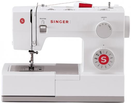 Швейная машина Singer Supera 5511 бежевый белый [супермаркет] джингдонг сингер singer швейная машина бытовая электрическая многофункциональная 5511