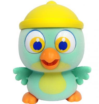 Интерактивная игрушка Brix`n Clix Пи-ко-ко Попугай в шапочке от 3 лет разноцветный 22050