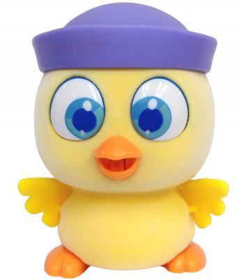 Интерактивная игрушка Brix`n Clix Цыпленок в панаме от 3 лет жёлтый 22110