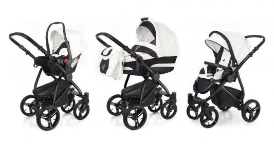 Коляска 3-в-1 Esspero Newborn Lux (шасси black/white)