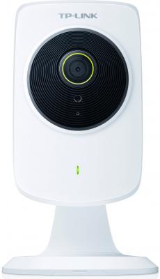Камера IP TP-LINK NC250 CMOS 1/4 1280 x 720 H.264 Wi-Fi RJ-45 LAN белый c101 0 3mp 1 4 cmos p2p surveillance ip network camera with wi fi tf