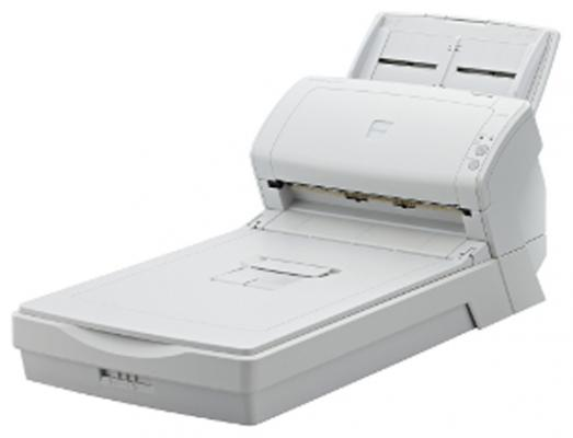 Сканер Fujitsu ScanPartner SP30F протяжный А4 600x600 dpi CCD 30ppm USB PA03684-B501