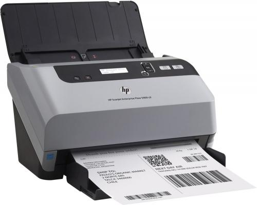 Сканер HP ScanJet Enterprise Flow 5000 s3 L2751A A4 протяжный CCD 600x600dpi USB