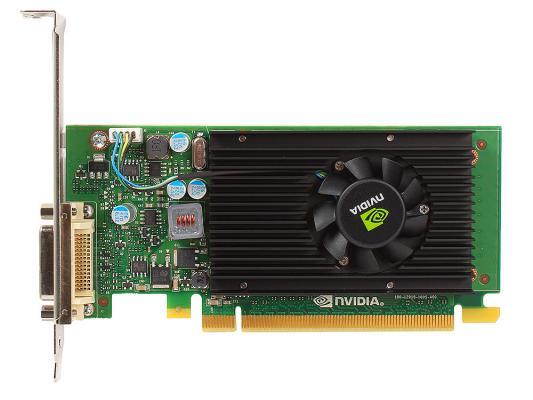 Видеокарта PNY Quadro NVS 315 VCNVS315DVIBLK-1 PCI-E 1024Mb GDDR3 64 Bit OEM pny quadro nvs 285