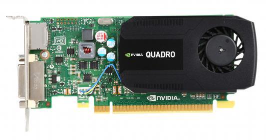Видеокарта 2048Mb PNY Quadro K420 PCI-E 128bit GDDR3 DVI DP VCQK420-2GB-PB Retail