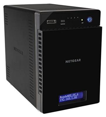 Сетевое хранилище NETGEAR NAS RN21400-100NES 4-bay