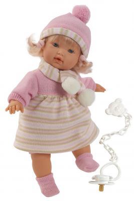 Кукла Llorens Кэрол 33 см со звуком