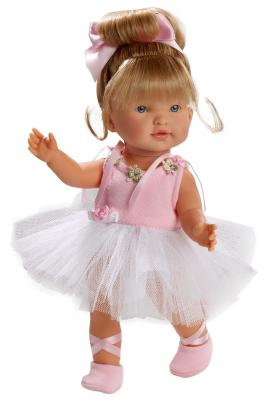 Кукла Llorens балерина Валерия 28 см 28010 llorens кукла балерина валерия 28 см llorens