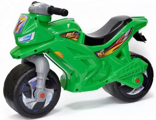Каталка-беговел RT Мотоцикл Racer RZ 1 зеленый ОР501
