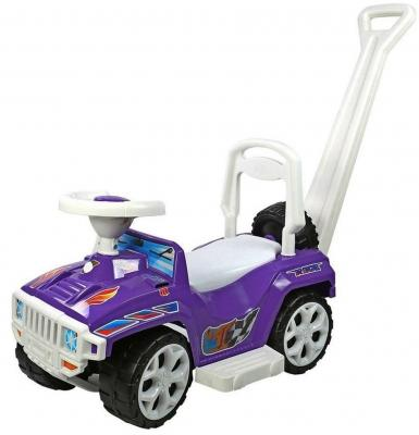 Каталка-машинка Rich Toys Race Mini Formula 1 фиолетовый от 10 месяцев пластик ОР856 rich toys sl 10 морковь