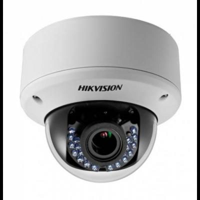 """Камера видеонаблюдения Hikvision DS-2CЕ56D1T-VPIR уличная купольная цветная 1/2.7"""" CMOS ИК до 20 м день/ночь"""
