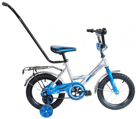 """Велосипед R-Toys Мультяшка Френди 1201 12"""" синий XB1201"""