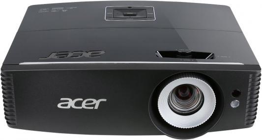 Проектор Acer P6200S DLP 1024x768 5000 lm, 4000 lm(Экономичный режим) 20000:1 черный