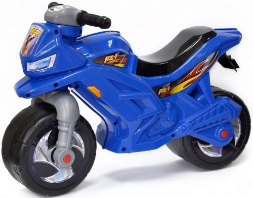Каталка-беговел RT Мотоцикл Racer RZ 1 синий ОР501