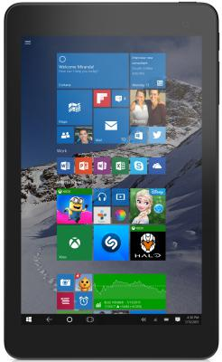 "Планшет DELL Venue Pro 5855 8"" 64Gb черный Wi-Fi Bluetooth Windows 5855-1917"
