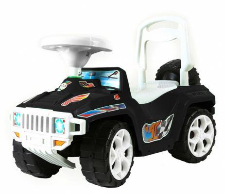 Каталка-машинка Rich Toys Race Mini Formula 1 черный от 10 месяцев пластик ОР419