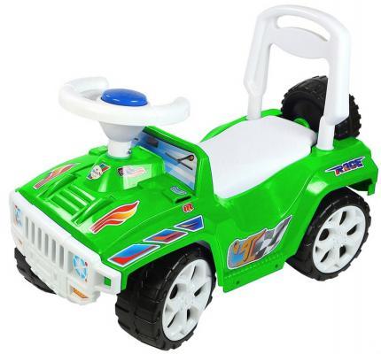Каталка-машинка Rich Toys Race Mini Formula 1 зеленый от 10 месяцев пластик ОР419