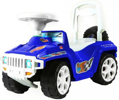 Каталка-машинка R-Toys Race Mini Formula 1 синий от 10 месяцев пластик ОР419