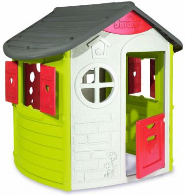 Игровой домик Smoby Jura 310263 домик игровой smoby с кухней красный 145 110 127см 1 1 810702