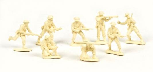 """Набор фигурок Биплант Солдатики """"Британская пехота"""" 6.5 см 12019 цены"""