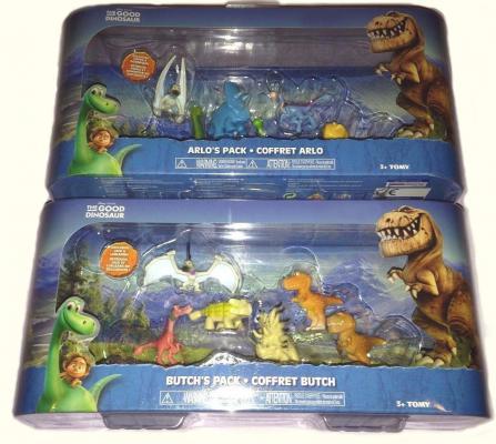 Набор фигурок Tomy Good Dinosaur в ассортименте