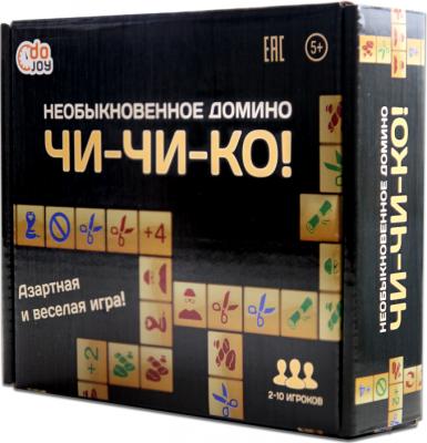 Настольная игра Dojoy домино Чи-Чи-Ко! — необыкновенное домино DJ-BG01 ренат аймалетдинов первый мир награни разума