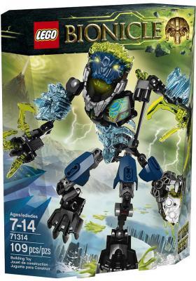 Конструктор Lego Bionicle: Грозовой Монстр 109 элементов 71314