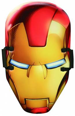 Ледянка 1Toy Marvel: Iron Man разноцветный пластик Т58169