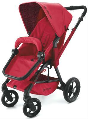 все цены на Прогулочная коляска Concord Wanderer (ruby red) онлайн