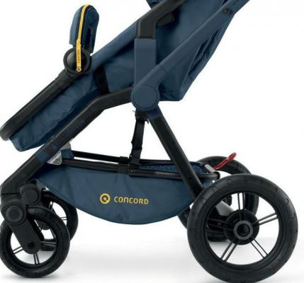 Прогулочная коляска Concord Wanderer (denim blue)