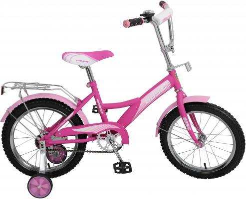 "Велосипед Навигатор Basic KITE 16"" розовый 8887856922869"