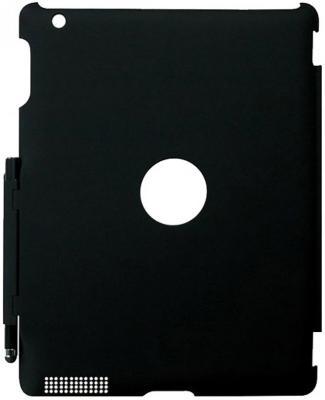 цена на Накладка Promate SmartShell.1 для iPad 2 чёрный IPAS303G
