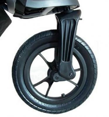 Переднее колесо Baby Jogger Wheel на модель Elite резина PU ВО5429