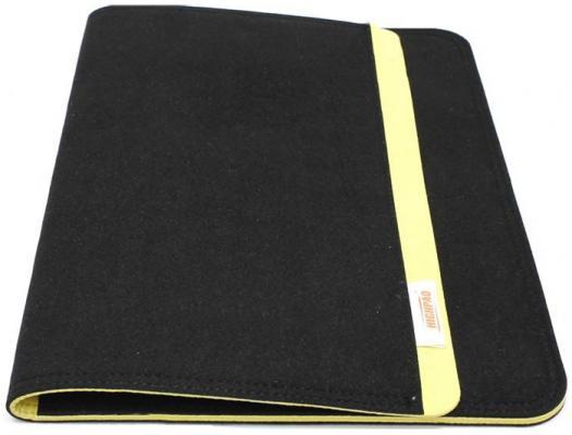"""Чехол Highpaq Madrid для планшетов 9.7 """" черный"""