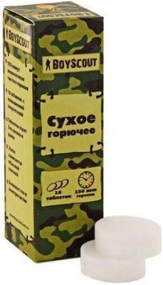 Сухое горючее Boyscout 61040
