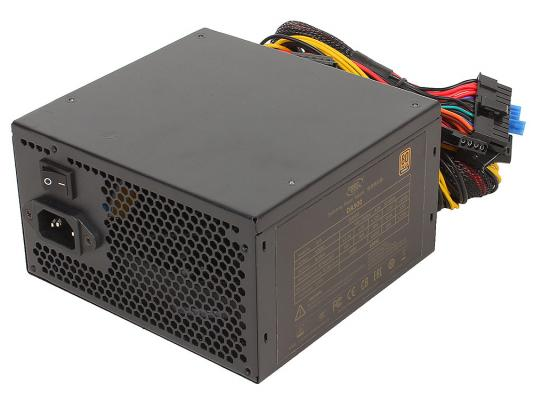 БП ATX 500 Вт Deepcool DA500 DP-BZ-DA500N блок питания atx 500 вт deepcool da500 m