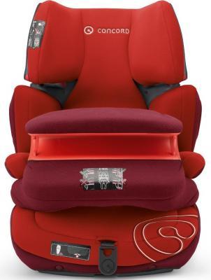 Автокресло Concord Transformer Pro (tomato red)