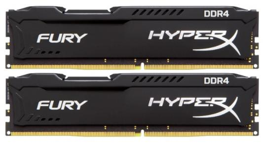 Оперативная память 8Gb (2x4Gb) 2666MHz DDR4 DIMM CL15 Kingston HX426C15FBK2/8