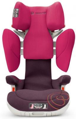 Автокресло Concord Transformer XT (rose pink)