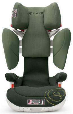 Автокресло Concord Transformer XT (jungle green)
