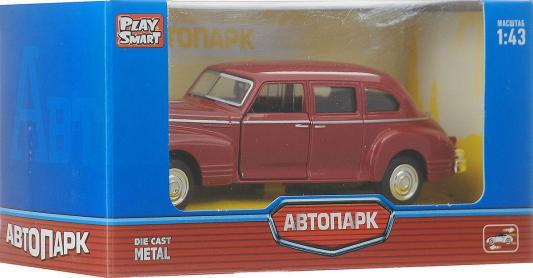 Купить Инерционная металлическая машинка Play Smart Автопарк Зис-110 Р41145, Интерактивные игрушки